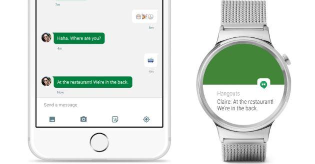 Android Wear, gli Smartwatch Google diventano compatibili con iPhone