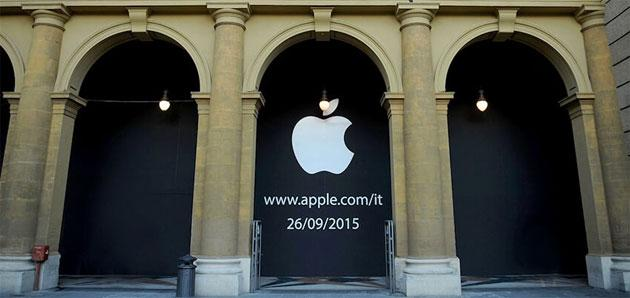 Apple a Firenze apre il 16esimo Apple Store italiano