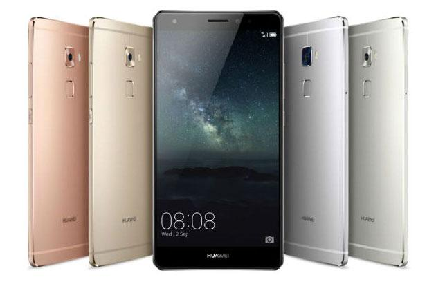 Huawei Mate S ufficiale: Force Touch, display 5.5 FullHD, chip Octa-Core, fotocamere 13 e 8 Mpx