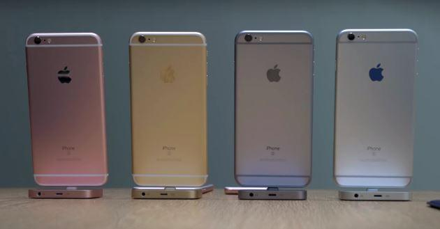 iPhone 6S 16 GB: scopriamo quanti minuti di video si possono fare con il 4K