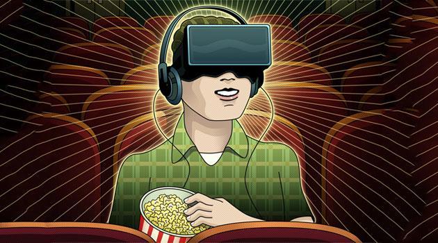 Realta' Virtuale al cinema grazie a Jaunt, co-finanziata da Disney