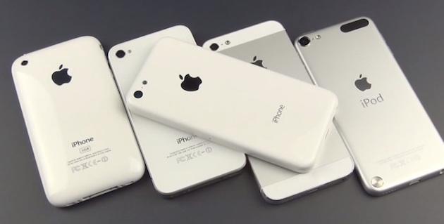 Video: Apple iPhone 4S, 5 e 5S piu' lenti con IOS9 rispetto ad IOS8