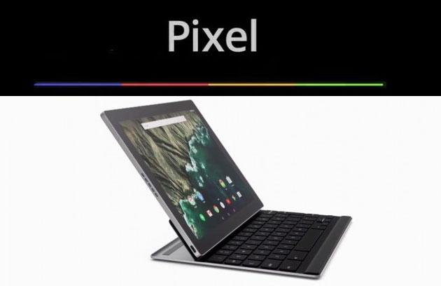 Google Pixel C disponibile in USA, tablet Android con tastiera staccabile