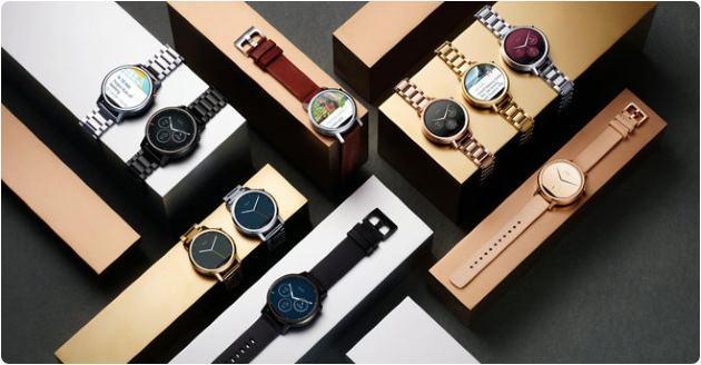 Moto 360: Motorola presenta la nuova generazione di Smartwatch