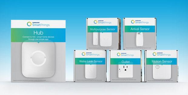 Samsung, nuovo Hub e prodotti SmartThings di domotica IoT