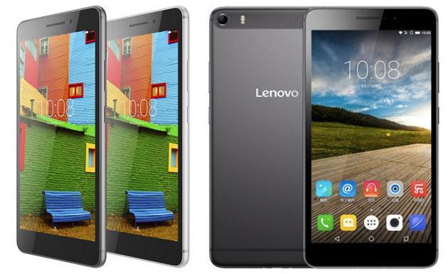 Lenovo PHAB e PHAB PLUS, phablet Android 4G a basso costo
