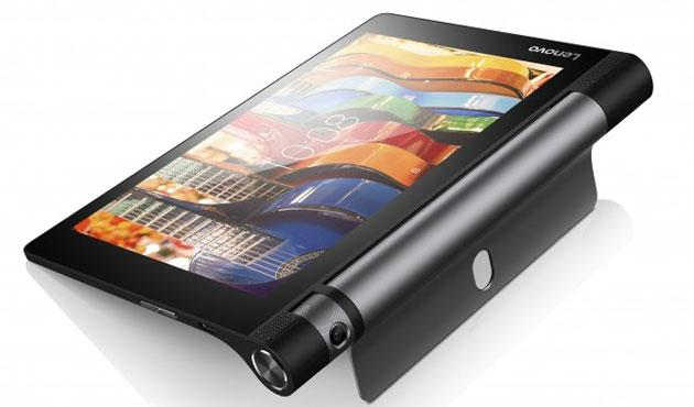 Lenovo annuncia 3 tablet Android Yoga Tab 3, uno con proiettore integrato