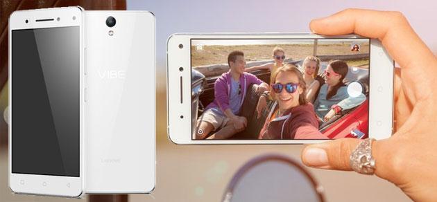Lenovo Vibe S1, primo smartphone con Doppia Fotocamera Frontale