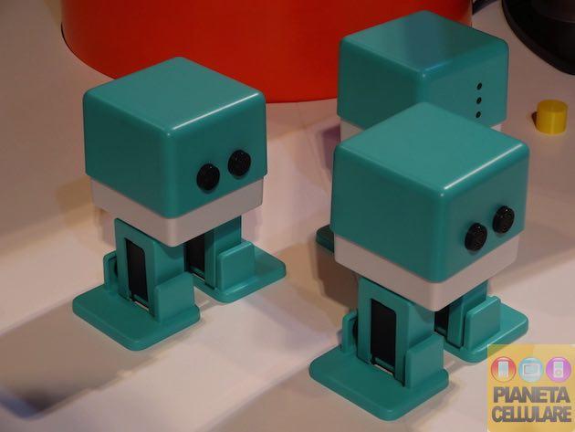 Anteprima BQ Zowi, Robot educativo da 99 euro
