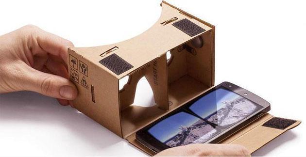 Google Cardboard, spediti oltre 10 milioni di visori di cartone per la Realta' Virtuale