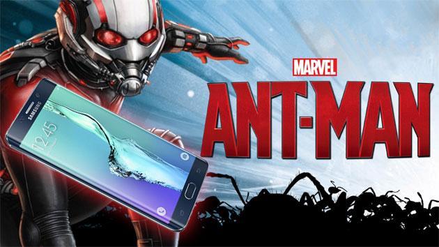Samsung Galaxy S6 edge+ Ant-Man Edition ufficiale, dove trovarlo