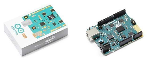 Genuino 101, primo sistema micro-informatico di Intel