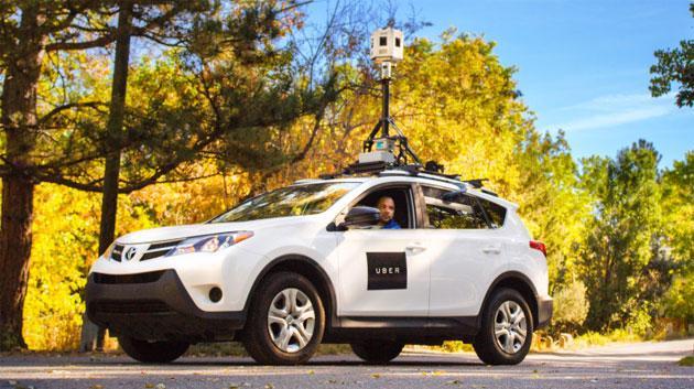 Uber sceglie i dati TomTom e intanto mappa strade come Google