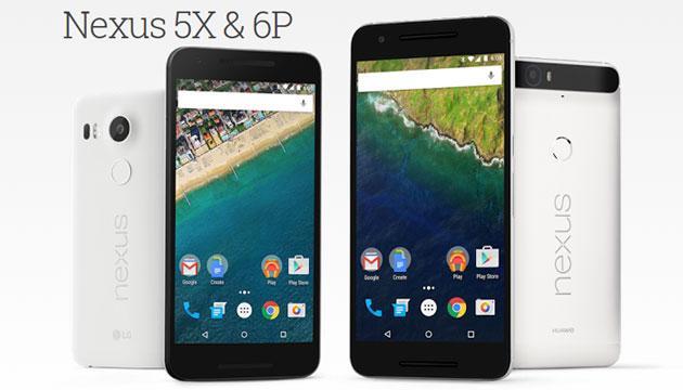 Google Nexus 6P, Nexus 5X: cosa contengono le confezioni vendita