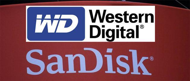 Western Digital compra SanDisk per 19 miliardi di dollari