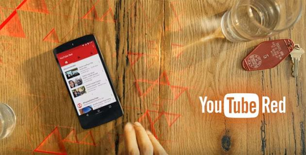 Foto YouTube RED diventa YouTube Premium e arriva in Italia nel 2018