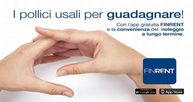 Finrent: App per guadagnare promuovendo noleggio a lungo termine