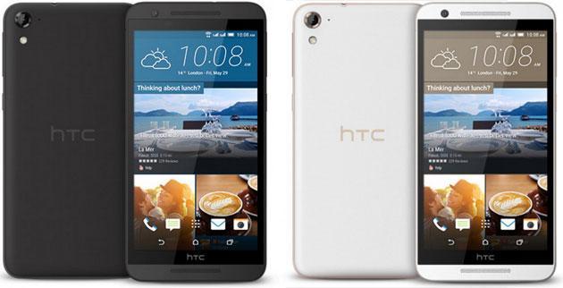 HTC lancia One E9s dual sim in India