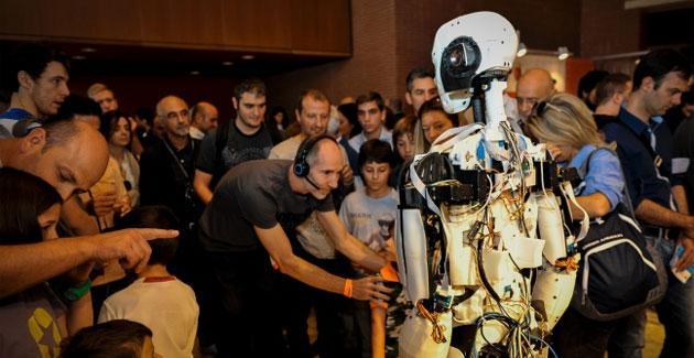 Maker Faire Rome 2015, Roma capitale dell' innovazione