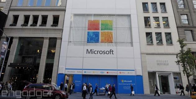Microsoft apre primo Store a New York nella Fifth Avenue