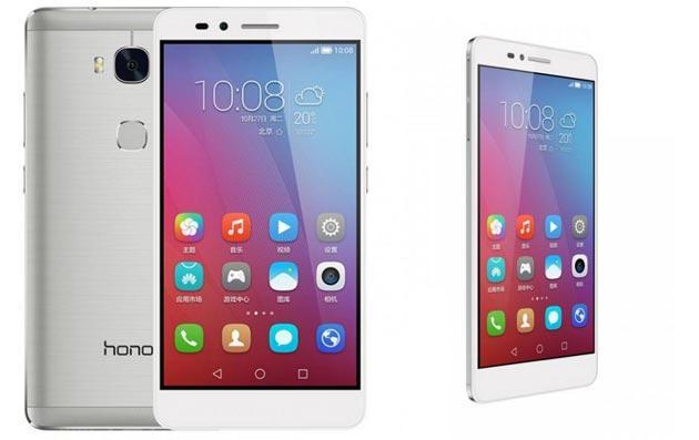 Huawei Honor 5X ufficiale in Cina