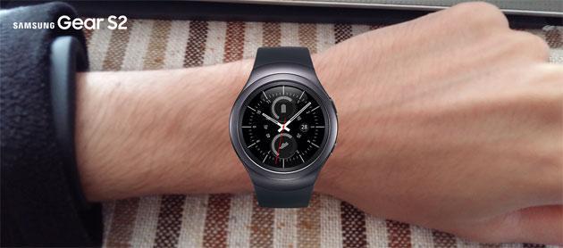 Samsung Gear S2, come provare lo smartwatch prima di acquistarlo