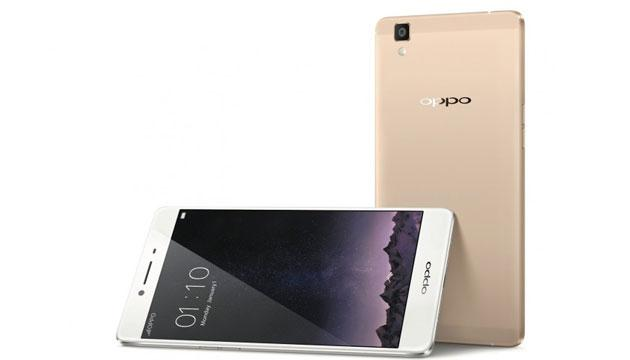 Oppo R7s, phablet con 4GB di RAM, display 5.5 FHD, fotocamera 13MP
