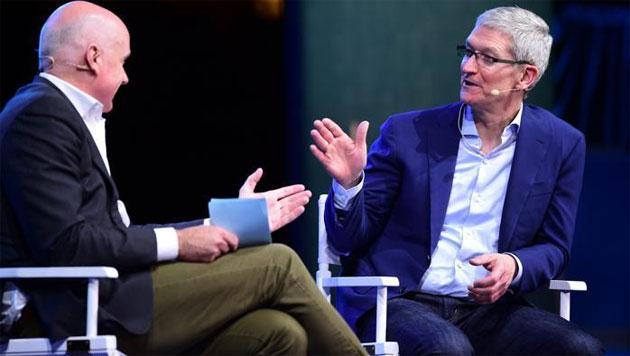 Tim Cook, ceo di Apple: il settore Auto vivra' un Grande Cambiamento