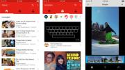 Foto YouTube su iOS cambia look