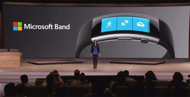 Microsoft Band 2 ufficiale con display curvo, 11 sensori