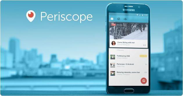 Periscope su Android come funziona e si usa