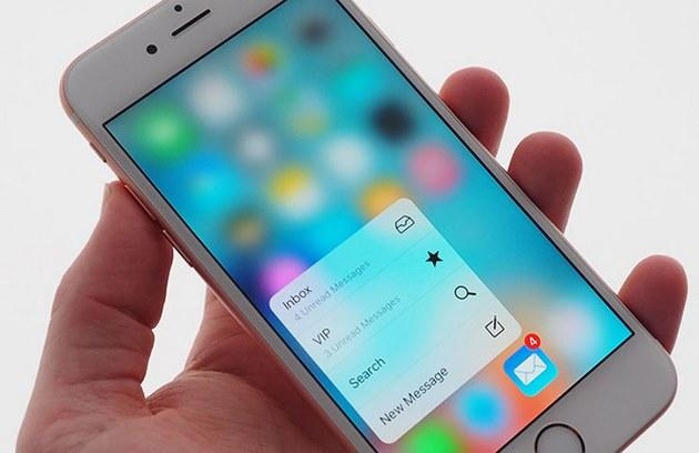 Apple iPhone 6S: trucchi e segreti del 3D Touch