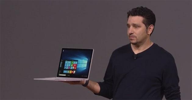 Microsoft Surface Book, il primo Laptop di Microsoft