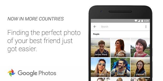 Google Foto nasconde le Foto degli Ex