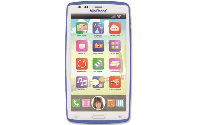 Mio Phone, smartphone Android per bambini dai 6 anni