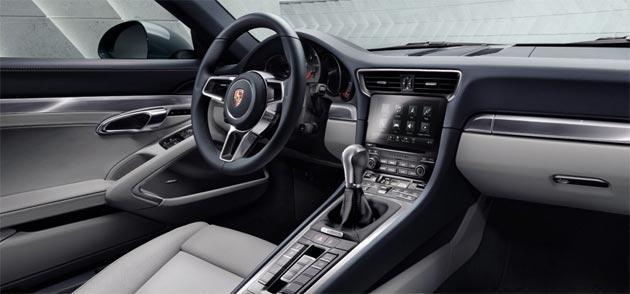 Vodafone Porsche Car Connect per gestire la Porsche da remoto
