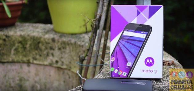 Recensione Motorola Moto G 2015: economico, valido ed impermeabile