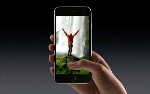 Come mettere sfondo animato su iphone 6