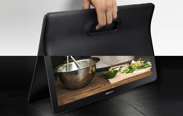 Galaxy View, il tablet Samsung da 18.4 pollici: foto e specifiche