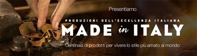 Amazon amplia la sezione Made in Italy