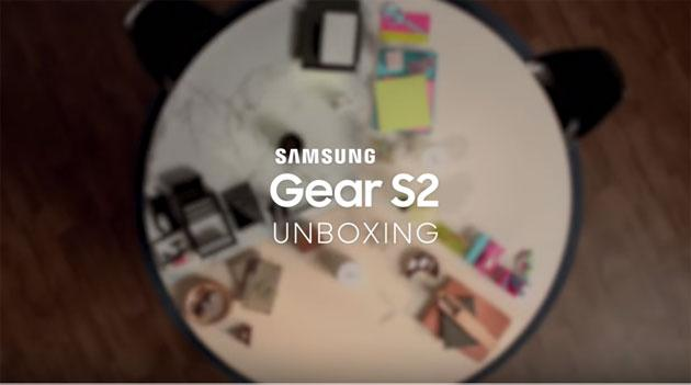 Samsung Gear S2: Manuale utente italiano e Video unboxing