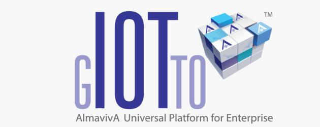 Giotto, piattaforma italiana per l' Internet delle Cose