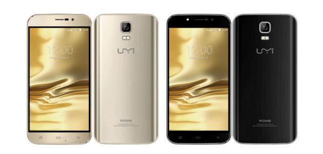 Umi Rome, primo telefono Android economico con 3GB di RAM