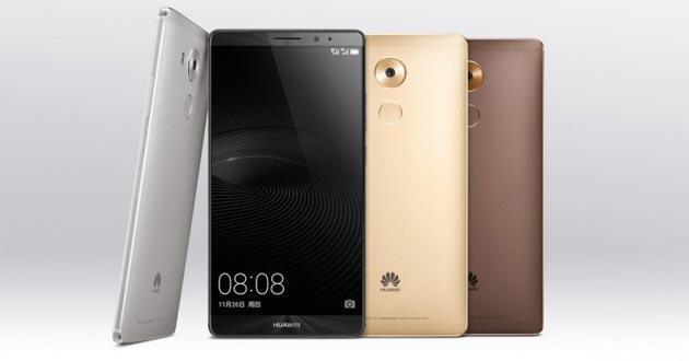 Huawei Mate 8 da 600 euro entro Marzo anche  in Italia