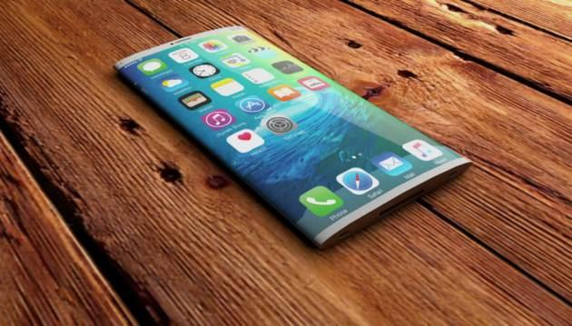 Apple iPhone 7: video concept con Retina Display curvo