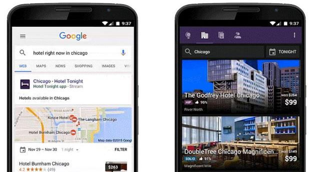 Google attiva le app in streaming su Android