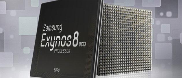 Samsung Exynos 8 Octa 8890 ufficiale, i dettagli