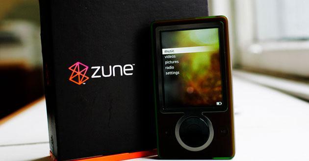 Microsoft Zune progetto fallito, chiudono i servizi Zune