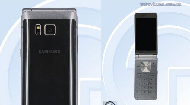 Samsung SM-W2016, telefono a conchiglia con potenza di Galaxy S6