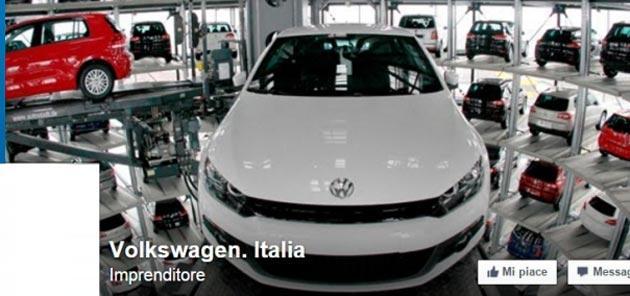 Volkswagen regalate su Facebook, una bufala